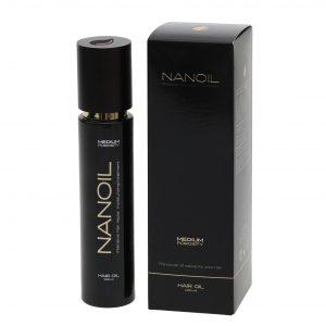 Nanoil Verstärkung und regenerativer Kosmetik-Haar