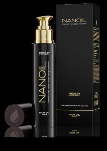 gesunde Haare dank Nanoil