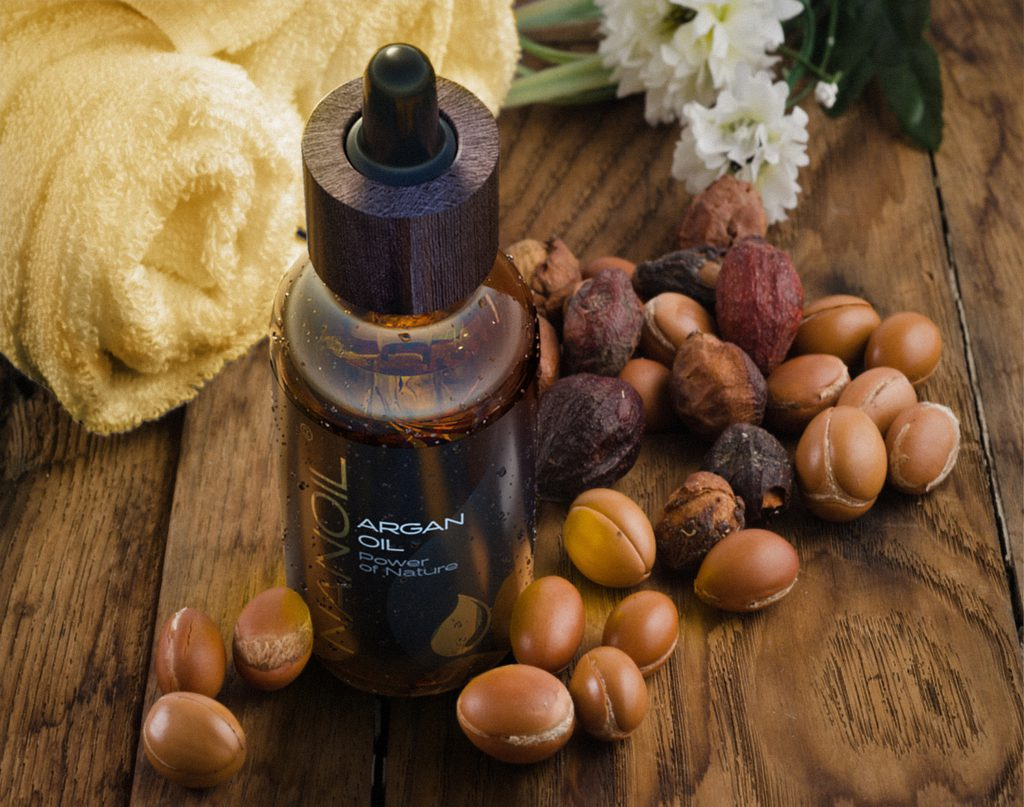 Arganöl von Nanoil das beste Haaröl