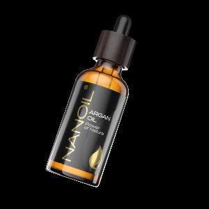 Nanoil Arganöl für dichte Haare